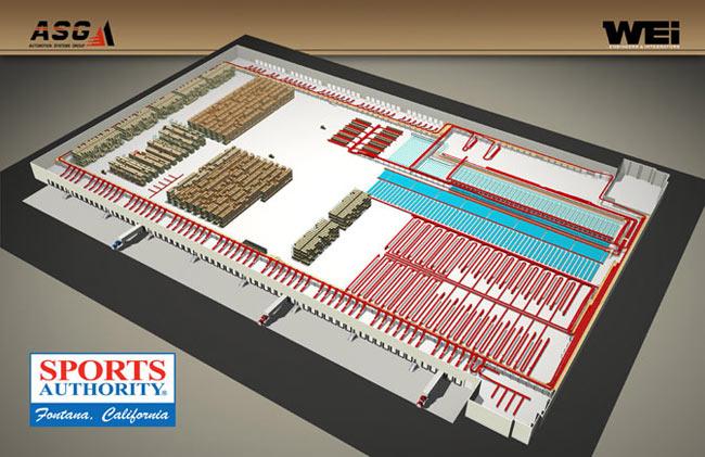 Chicago 3D Graphic Design | 3D Design Chicago | 3D Conveyor